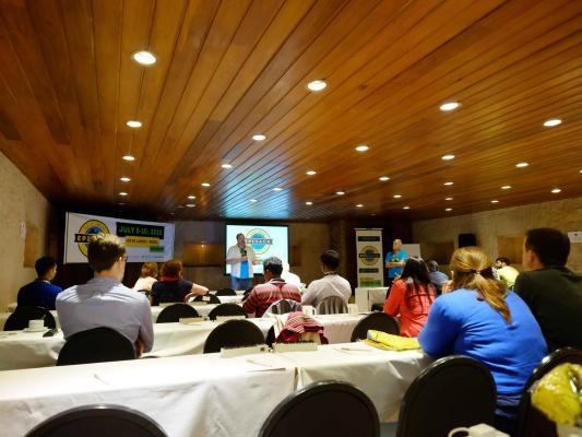 EpiHack event in EpiHack  Rio, Brazil on July 2015