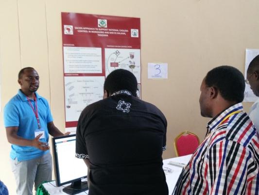 EpiHack event in Mini EpiHack Tanzania on October 2016