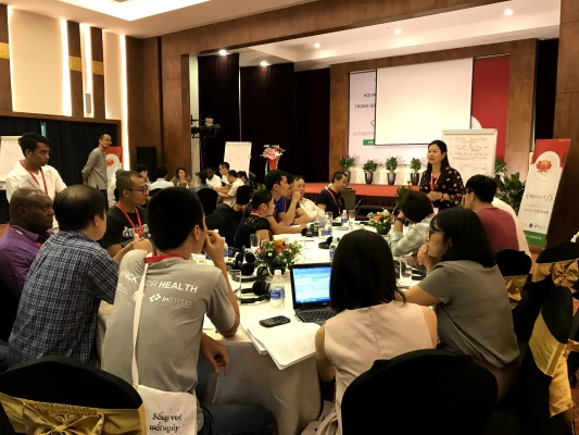 EpiHack event in EpiHack Vietnam on October 2017
